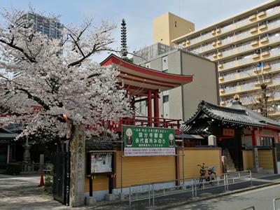 近くの長柄国分寺